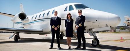 Cuentan con tres Cessna Citation