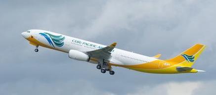 A330 de Cebu Pacific