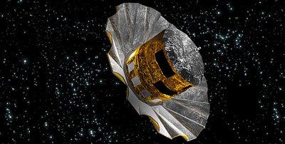 Recreación de GAIA en el espacio