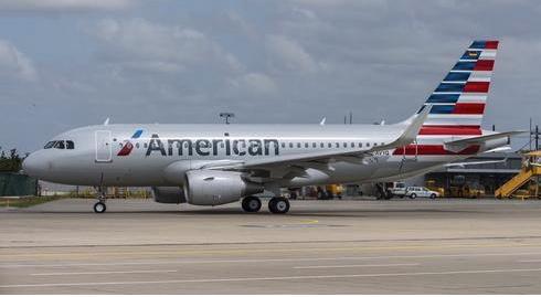 A319 de American Airlines