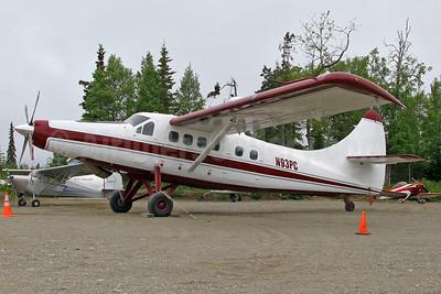 Imagen de archivo del avión de Rediske Air