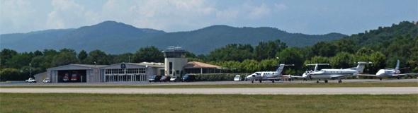 Aeropuerto de Saint-Tropez