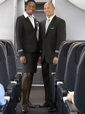 Uniforme del personal de vuelo / Foto: United