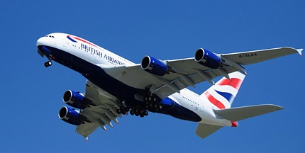 A380 de British Airways / Foto: Airbus