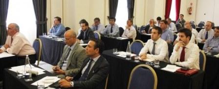 Imagen de la asamblea / Foto: AECA & Helicópteros