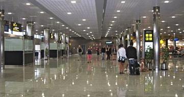 Terminal del aeropuerto de Reus / Foto: Aena