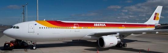 Airbus A330 de Iberia