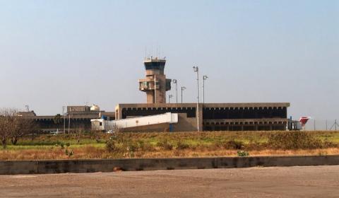 Aeropuerto de Barraquilla / Foto: ANI