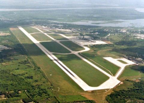 Aeropuerto de Barranquilla / Foto: ANI