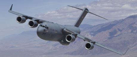 Boieng C-17 / Foto: USAF