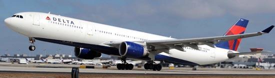 A330 de Delta Air Lines