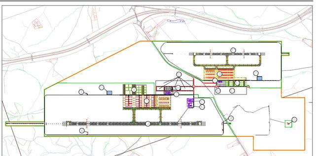 Proyecto del Aeropuerto Soreste / Imagen: Comunidad de Madrid