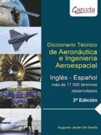 Partada del «Diccionario Técnico de Aeronáutica e Ingeniería Aeroespacial»