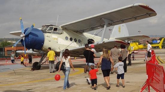 Antonov An-2 de la Fundació Parc Aeronàutic de Catalunya / Foto: JFG