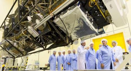 Se lanzará en 2014 y estará en órbita polar