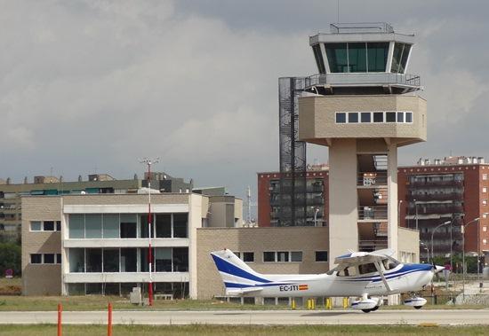 Las obras del nuevo edificio terminal finalizaron en 2007. Aún no se ha estrenado / Foto: JFG
