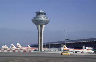Aeropuerto Adolfo Suarez Madrid - Barajas
