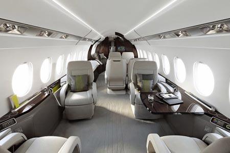 Imagen: Dassault Aviation