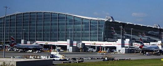 Terminal 5 de Heatrow