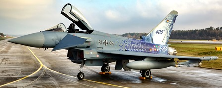 Foto: Eurofighter