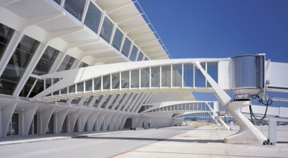 Terminal de aeropuerto de Bilbao