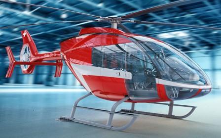 Imagen: Marenco Swisshelicopter