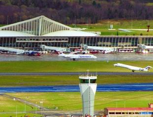 El aeropuerto de bilbao mantiene su horario operativo - Temperatura actual bilbao ...