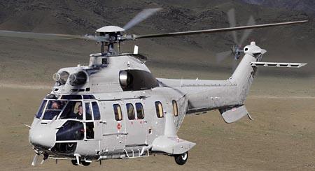 AS 355 Super Puma