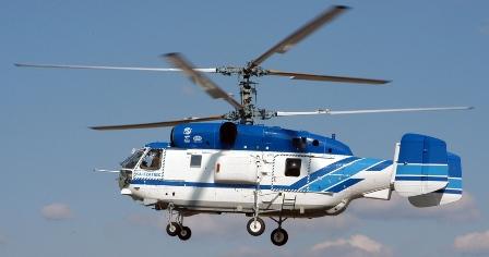 Kamov Ka-32A11BC / Foto: Helicópteros de Rusia