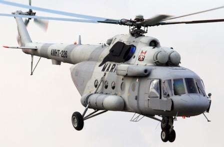 Mi-17V / Foto: Helicópteros de Rusia