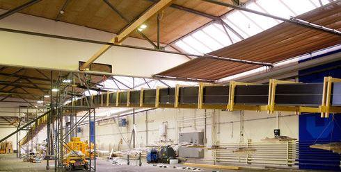 La envergadura del ala será de 72 metros