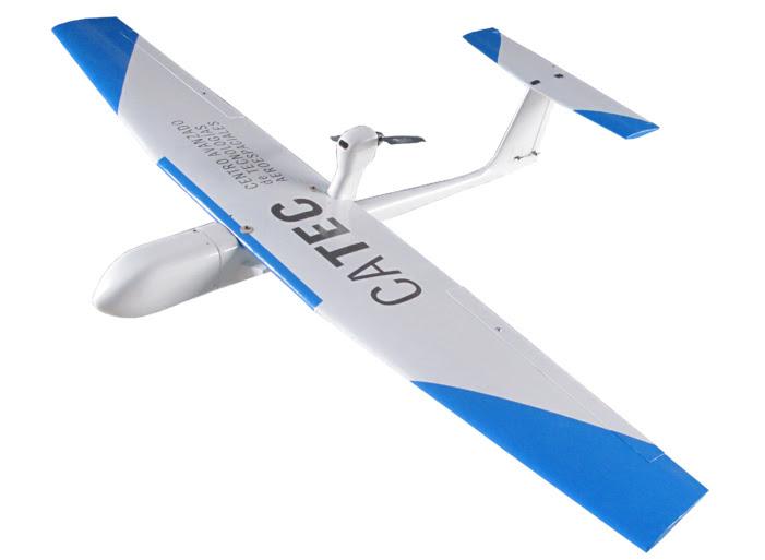 FADA-CATC presenta este avión eléctrico no tripulado