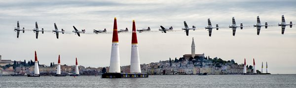 Paul Bonhomme / Foto: Red Bull Air Race