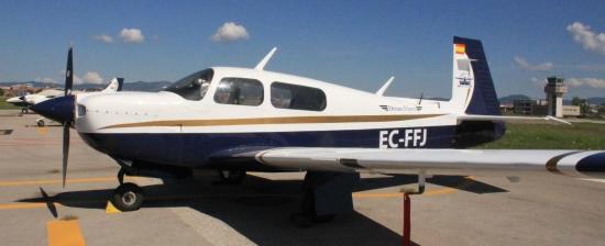 Mooney M20J de Dream Flyers
