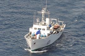 El buque 'Malaspina'