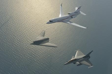 Foto: Dassault Aviation - K. Tokunaga