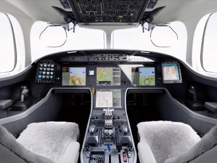 Imagen del cockpit
