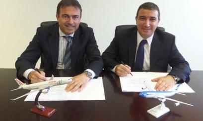 Aerol neas argentinas y air europa firman un acuerdo de for Oficinas air europa madrid