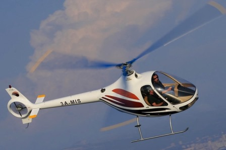 Helicóptero Cabri G2