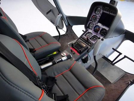 Cockpit del Cabri G2