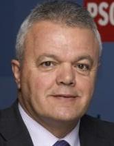 El senador Domingo Curbelo