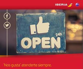 Iberia tiene