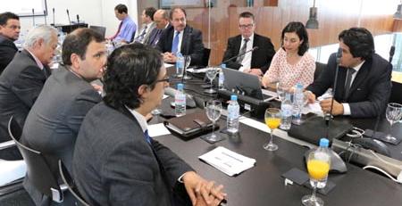 Imagen de la reunión / Foto: Hélice