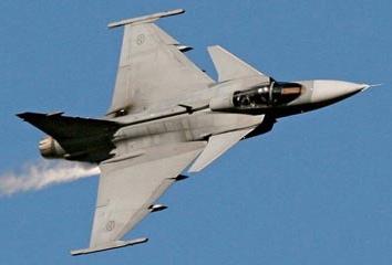 Saab Gripen / Foto: Wikipedia