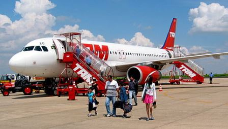 A320 de TAM Airlines / Foto: Wikipedia