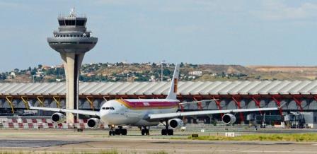 Aeropuerto de Madrid-Barajas / Foto: Aena