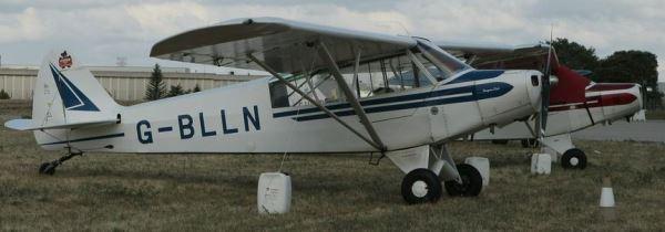 Foto: Aero Club de Burgos