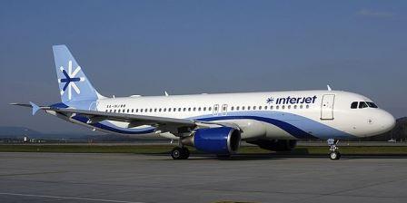 A320 de Interjet / Foto: Wikipedia