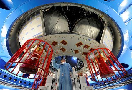 ATV5 'Georges Lamaître' / Foto: Airbus Defence