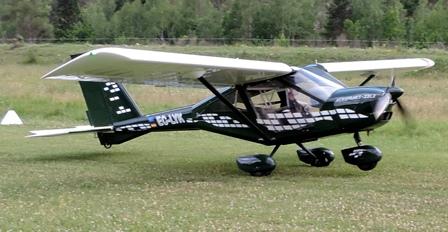 El Aeroprakt A22 de José A. Pirla